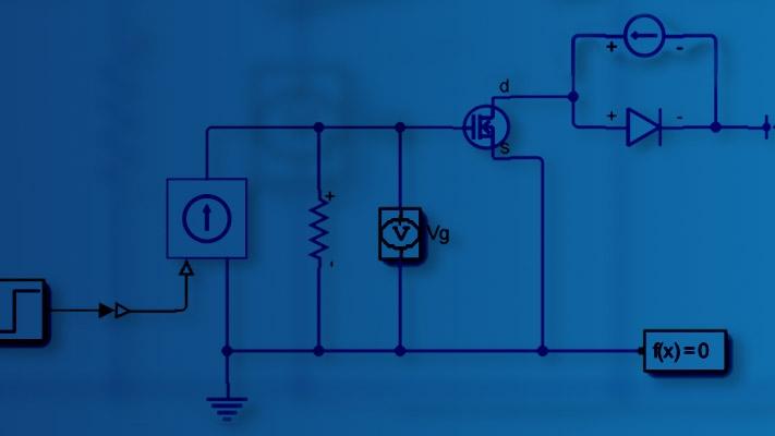 Acelere el diseño del control digital de los convertidores DC-DC con Simulink