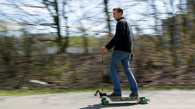 HS Bochum Students Build a Motor Controller for an E-Longboard with Model-Based Design