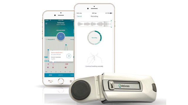Respiri desarrolla una app móvil para detectar sibilancias y controlar el asma