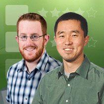 Jiro and Sean