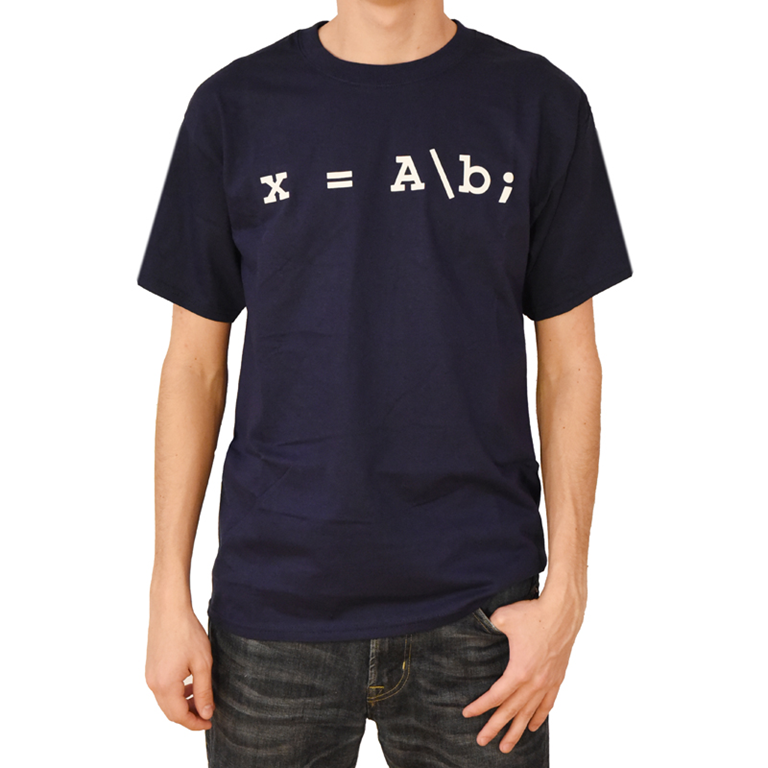 MathWorks T-Shirt