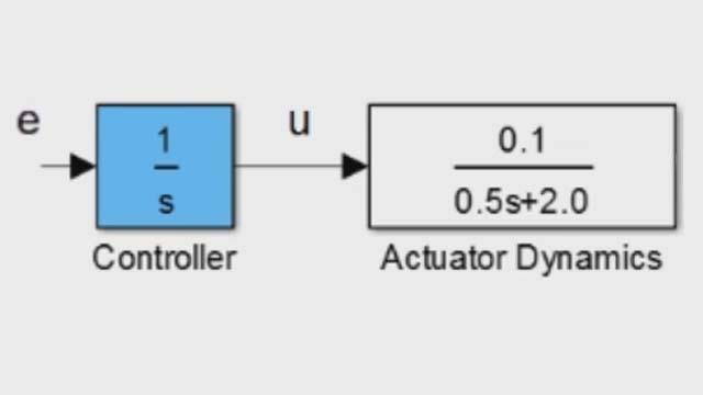 Trabaje con funciones de transferencia mediante MATLAB y Control System Toolbox.