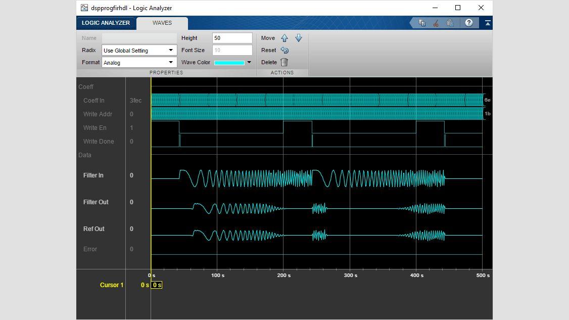 Estructura de filtro FIR sistólica parcialmente en serie