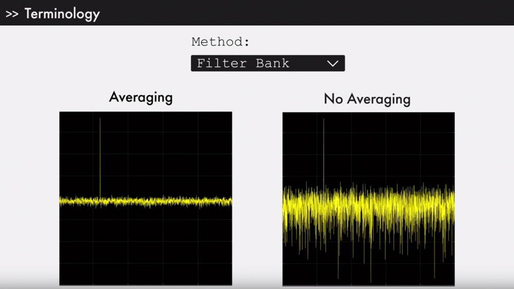 Vídeo: ¿Por qué utilizar un banco de filtros basado en canalizador para el análisis espectral?