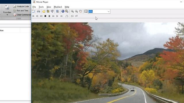El procesamiento de vídeo es esencial en áreas como deep learning, estimación del movimiento y conducción autónoma. Aprenda a interactuar con vídeos, procesarlos y analizarlos viendo un ejemplo detallado en MATLAB.