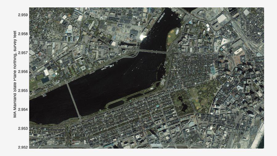 Importación y exportación de datos geográficos