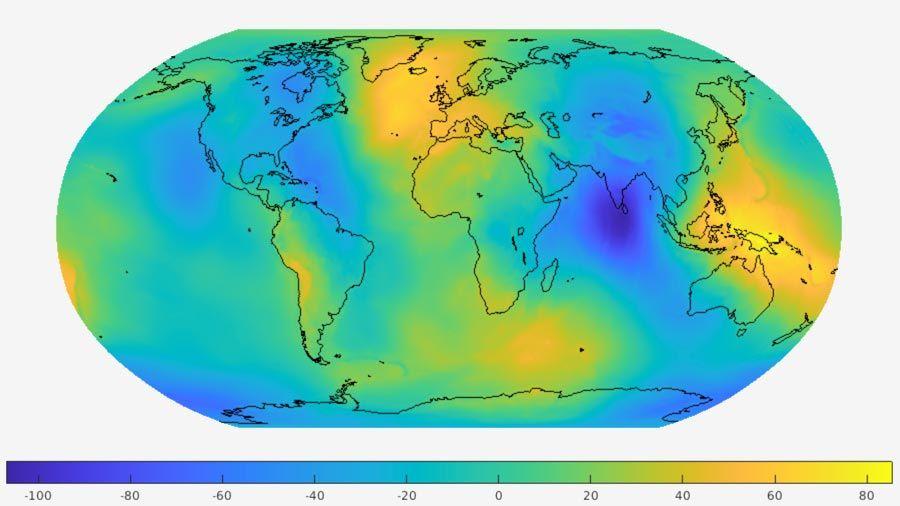Procesamiento de datos geoespaciales