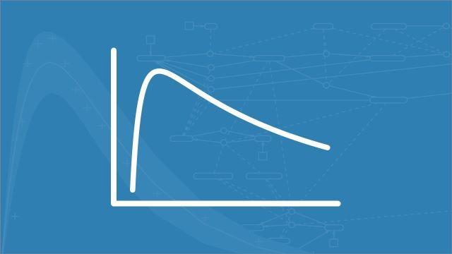 Este vídeo muestra cómo simular un modelo en la app SimBiology Model Analyzer.