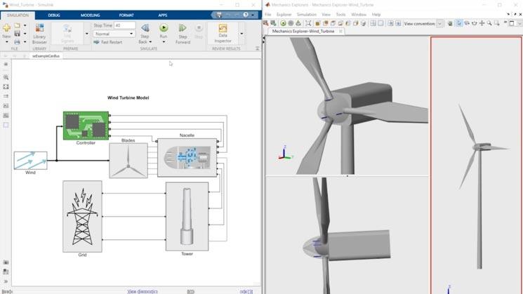 Visión general sobre modelización y simulación con Simulink