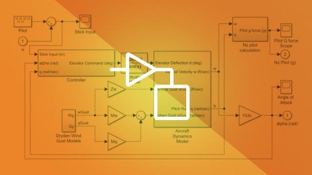 Aprenda los conceptos básicos de Simulink con Simulink Onramp, un tutorial introductorio breve y práctico.