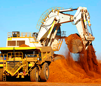 metal industry consulting excavator