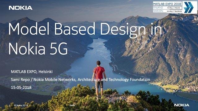 Diseño basado en modelos en la tecnología 5G de Nokia