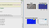 Utilice la interfaz de OpenCV para incorporar código basado en OpenCV en MATLAB.