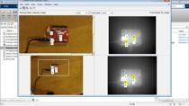 La detección térmica es un área en rápido crecimiento de la tecnología de generación de imágenes.  Hay muchas áreas de aplicación que ahora están haciendo uso de imágenes térmicas, como la seguridad, el análisis mecánico, la fusión de sensores y las pruebas no destructivas.   La combinación de cámaras infrarrojas FLIR y otras cámaras con MATLAB proporciona un entorno más flexible para explorar algoritmos para sistemas con varios sensores.