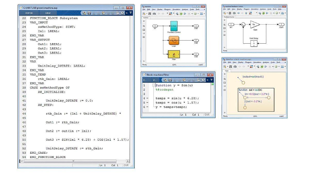 Generación de código de producción.