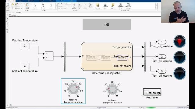 Realice evaluaciones temporales para las pruebas con Simulink Test a fin de verificar los requisitos complejos que dependen del tiempo. Puede utilizar un formato de lenguaje natural con semántica inequívoca para especificar las evaluaciones.