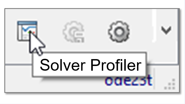 Use the Simulink Solver Profiler to find the causes for slow simulations. Plots and tables showing solver behavior during simulation help identify modeling issues.