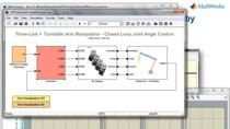 Design controllers for electro-mechanical systems. Linearize your plant and automatically tune PID gains. Optimize multiple controller gains and the overall system performance directly on the non-linear simulation model.