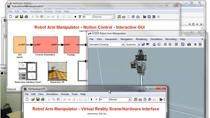Automatically generate C-code from your Simulink models, and interface with real-time hardware to perform typical rapid prototyping tasks.