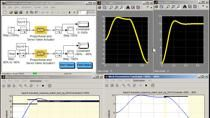 In this webinar, MathWorks engineers demonstrate how to use optimization algorithms to tune parameters values of SimHydraulics valve models until the simulation results match specifications in manufacturer's data sheets. Examples of matching flow rat