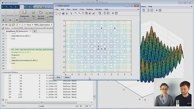 Sarah Drewes and Christoph Hahn of MathWorks set up an optimization task for a suspension assembly in Simulink Design Optimization. They look at the mathematics involved and share best practices to obtain optimal results in an efficient manner.