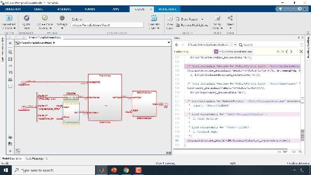 Learn about the ways to test the infusion pump design and the capabilities that allow you to perform component testing of the model, review static analysis, perform equivalence testing, and check the automatically generated code.