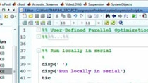 Parallel Computing with MATLAB and Simulink