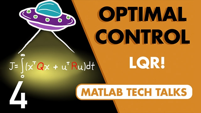 LQR is a type of optimal control based on state-space representation.