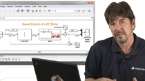 Learn how to use Bode plots for DC motor speed control in this MATLAB Tech Talk by Carlos Osorio.